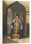 Portrait of the Archimandrite Photius of Russia (1792?1838), 1820s by Anonymous