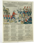 The Treaty of Pressburg, 1805 by Anonymous