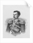 Portrait of of the major general Nikolay Sleptsov (1815?1851), 1877 by Anonymous