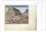 The Temple of Diana at Ephesus by Philipp Galle