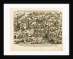 The Battle of Lepanto on 7 October 1571, ca 1578 by Johannes Stradanus