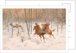 Elk Hunting by Anonymous