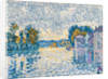 The Seine near Samois (Study), 1899 by Anonymous