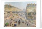 Avenue de lOpéra, 1898 by Anonymous