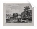 Izhora near Saint Petersburg, 1833 by Anonymous