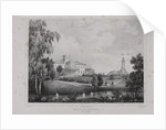 Osinovaya Roshcha Manor near Saint Petersburg, 1833 by Anonymous