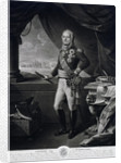 Portrait of General Friedrich Wilhelm von Buxhoeveden, 1812 by Anonymous