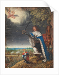 Frederick III of Denmark at the Battle of Nyborg on November 14, 1659 by Anonymous