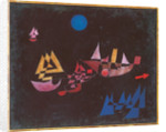 Departure of the Ships, 1927 by Anonymous