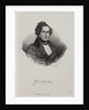 Portrait of the composer Giacomo Meyerbeer, 1830s by Anonymous
