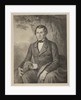 Portrait of the writer Yevhen Pavlovych Hrebinka, 1859 by Anonymous