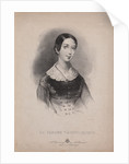 Portrait of the singer and composer Pauline Viardot, 1840s by Anonymous