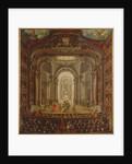 Teatro Regio di Torino, 1752 by Anonymous