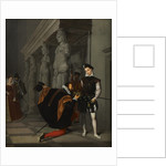 Don Pedro of Toledo Kissing Henry IVs Sword, 1820 by Anonymous
