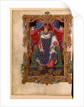 Portrait of Francis I, King of France, in his Coronation Robes, ca 1545 by Anonymous
