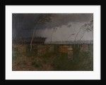 Storm, Rain, 1899 by Anonymous
