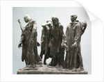 The Burghers of Calais, 1889-1903 by Anonymous