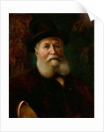 Portrait of the composer Charles Gounod by Anonymous