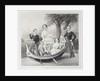 Children of Duke Peter of Oldenburg (1812?1881): Alexandra, Katharine, Nikolaus, Alexander and Georg by Anonymous