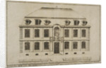 Design of a Typical Facade of a Two-Storey House with an Attic for the Construction along the Neva E by Anonymous