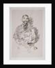 Portrait of Stéphane Mallarmé by Anonymous