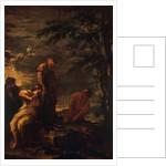Democritus and Protagoras by Anonymous