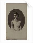 Portrait of Princess Maria Konstantinovna of Bagrationi Imereti by Anonymous