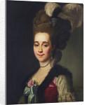 Portrait of Varvara Vasilyevna Golitsyna, née von Engelhardt by Anonymous