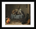 The Concert of Cats by Anonymous