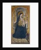 Virgin and child by Anonymous
