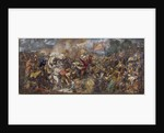The Battle of Grunwald by Anonymous