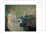 Misia Natanson at the Piano by Anonymous
