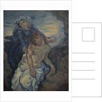 Pietà (after Delacroix) by Anonymous