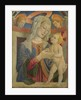 The Virgin and Child with Two Angels by Anonymous