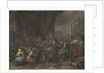 A Schoolroom by Anonymous
