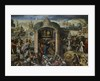 Christ Driving the Money Changers from the Temple by Anonymous