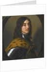 Portrait of Prince Maurice of the Palatinate by Anonymous