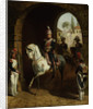 The Entry of Jan Henryk Dabrowski into Rome by Anonymous