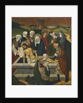 The Entombment of Christ by Anonymous