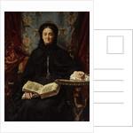 Portrait of Countess Katarzyna Potocka, née Branicka by Anonymous