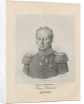 Portrait of General Ivan Nikitich Inzov by Anonymous