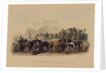 Bivouac, August 31, 1812 by Anonymous