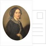 Portrait of Maria Alexeevna Sukhotina, née Dyakova by Anonymous