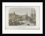 View of the harbour of Balaclava by Anonymous