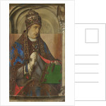 Saint Gregory the Great by Anonymous