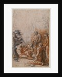 The Genius of Salvator Rosa by Anonymous