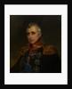 Portrait of Carlo Andrea, count Pozzo di Borgo by Anonymous