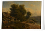Landscape. Pargolovo by Anonymous