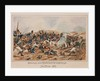The storming of a Redoubt by the Wurttemberg troops. Borodino 1812 by Anonymous