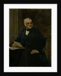 Portrait of the composer Daniel-François-Esprit Auber by Anonymous